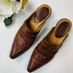 Ariat Leather Mules